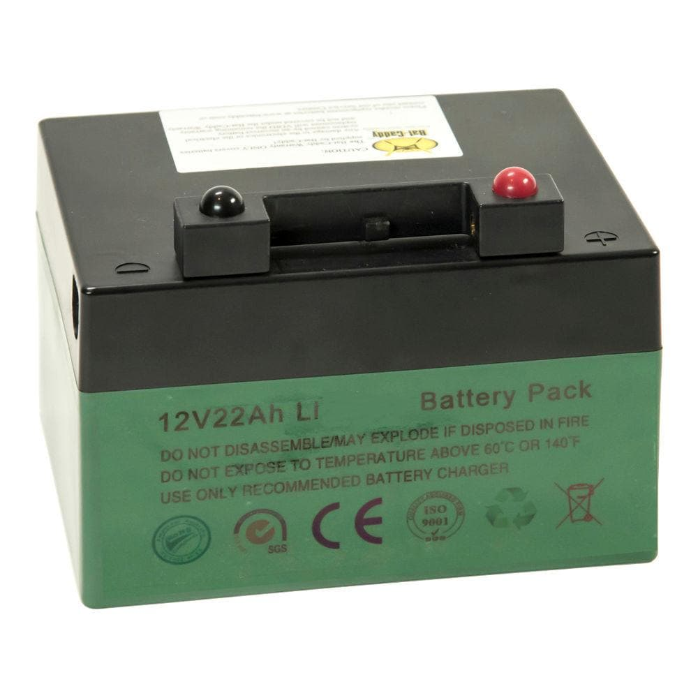 Bat Caddy 12V 22Ah Lithium Battery | Perceptive Golfing