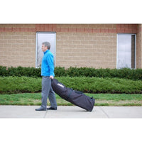 IZZO Golf 2 Wheeled Travel Cover