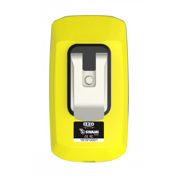 IZZO SWAMI 6000 Golf GPS - Yellow