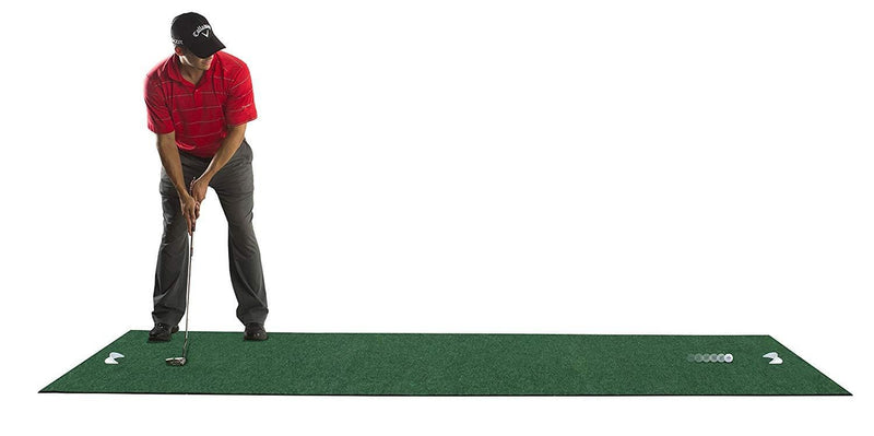 Odyssey Deluxe Putting Mat - Perceptive Golfing