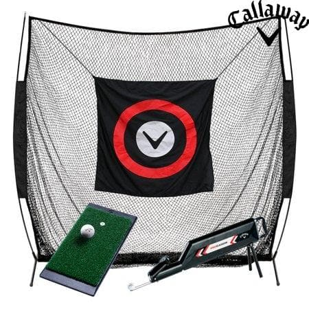 Callaway Complete Home Range Practice System | Perceptive Golfing