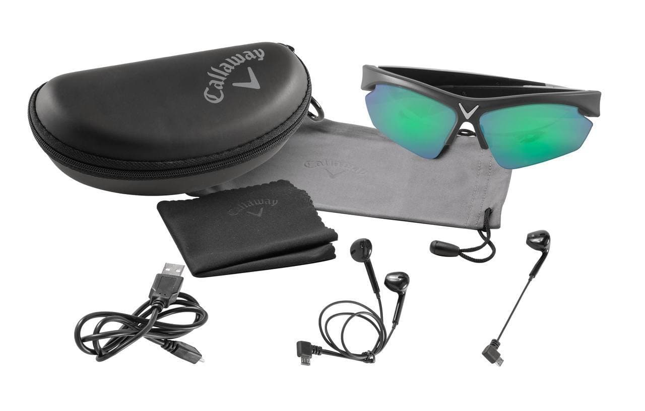 Callaway Smart Glasses Sungear - Perceptive Golfing
