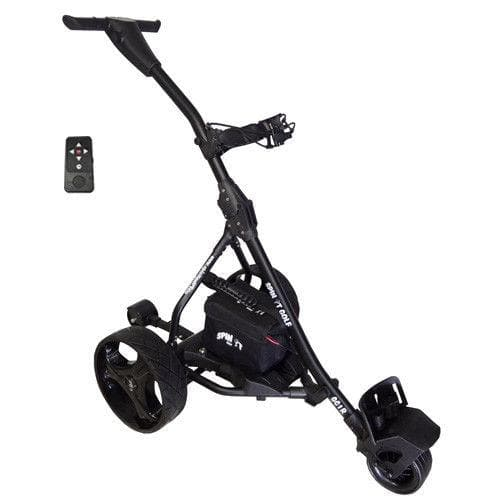 Spin It Golf GC1R Remote Control Caddy - Perceptive Golfing