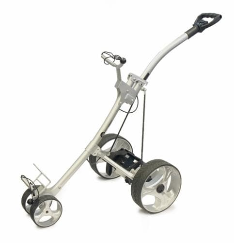 Spitzer E1 Electric Caddy - Perceptive Golfing