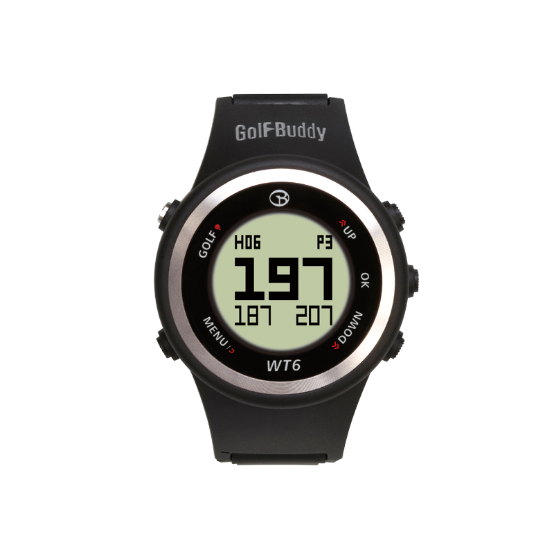 Golf Buddy WT6 GPS Watch - Perceptive Golfing