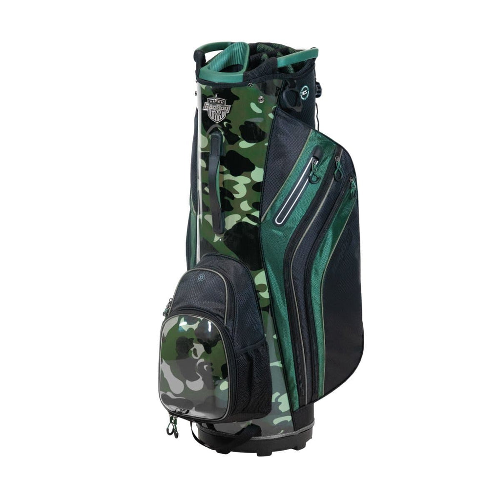 Bag Boy Shield Cart Bag: Camo/Black/Hunter