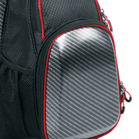 Bag Boy Shield Cart Bag: Carbon Fiber/Black/Charcoal