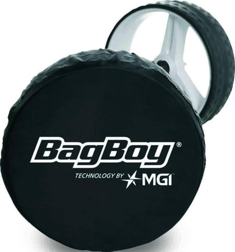 Bag Boy Wheel Covers, Front and Rear