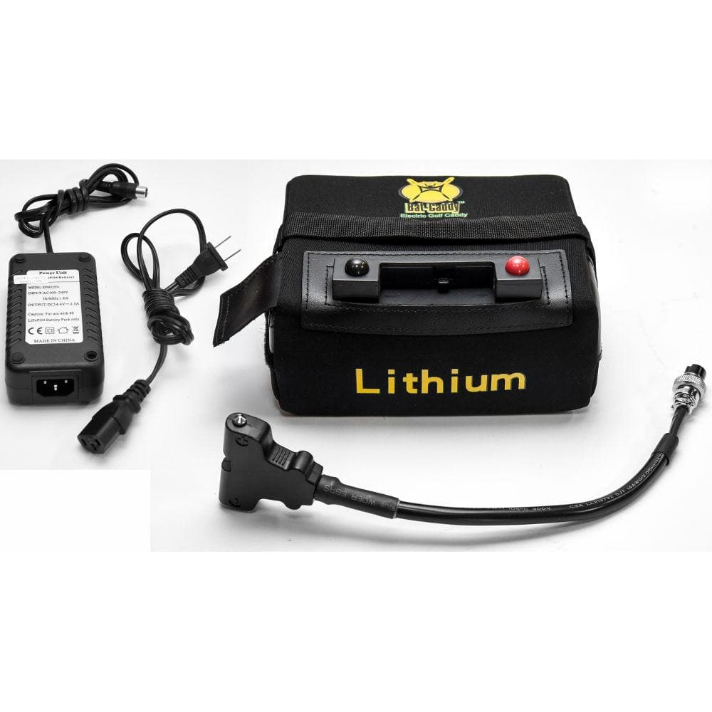 Bat Caddy 12V 16Ah Lithium Battery Retrofit Kit | Perceptive Golfing
