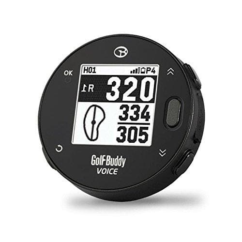 Golf Buddy Voice X GPS, Black - Perceptive Golfing