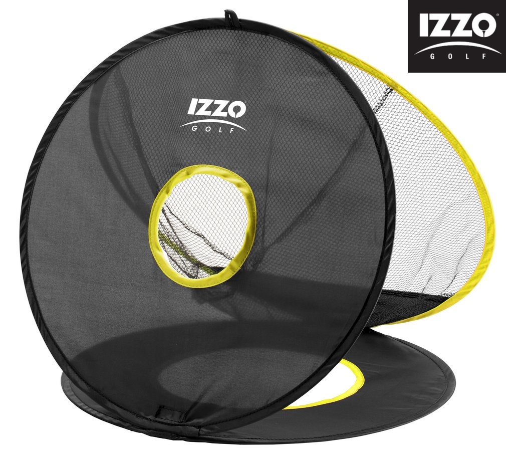 IZZO Golf Triple Chip Chipping Net