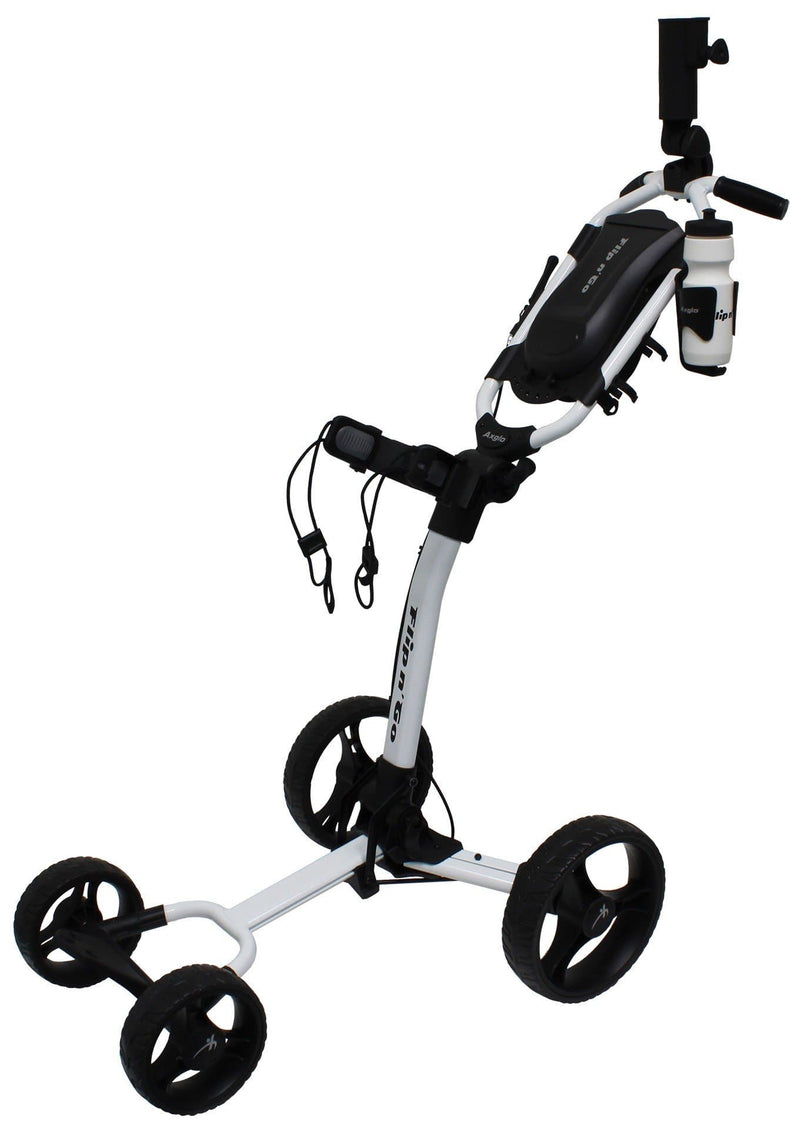 Axglo Flip n' Go 4 Wheel Push Cart