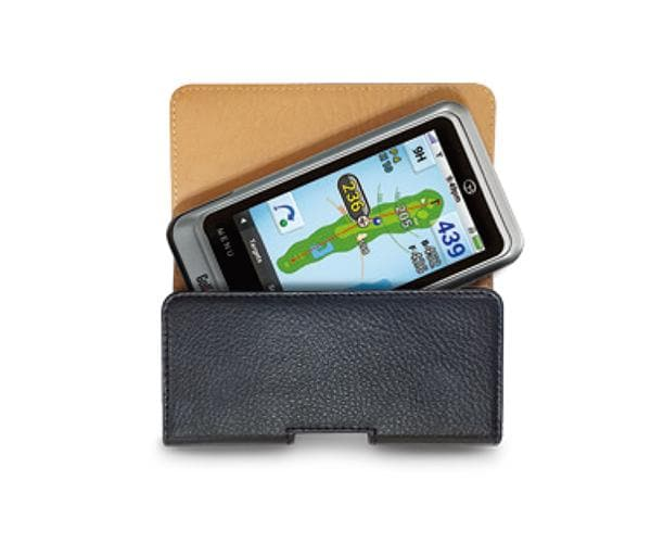 Golf Buddy Leather Case - Perceptive Golfing