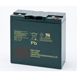 Spitzer Battery, Lead Acid 12V 22Ah