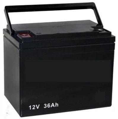 Spitzer Battery, Lead Acid 12V 36Ah