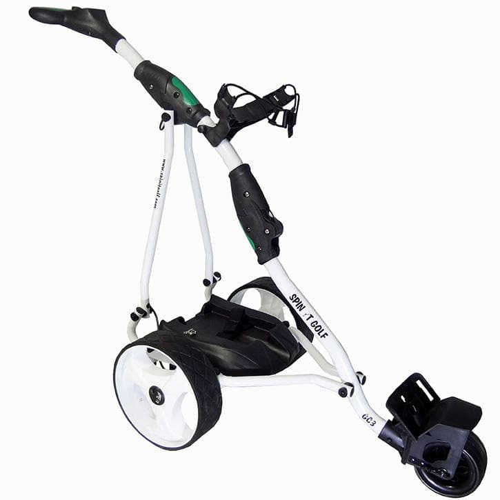 Spin It Golf Easy Glide (GC3) Electric Caddy - Perceptive Golfing