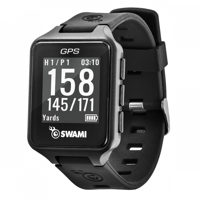 IZZO GOLF Swami Watch Golf GPS