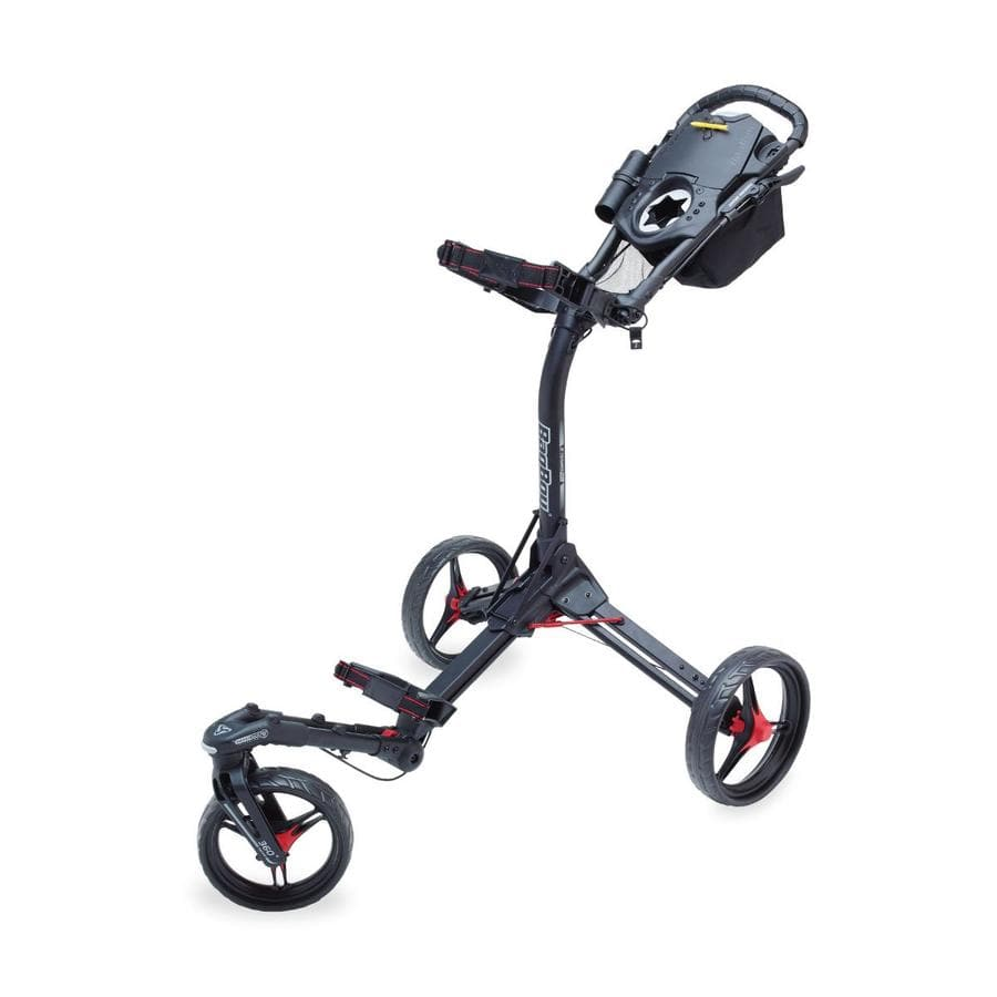 Bag Boy Triswivell II Push Cart
