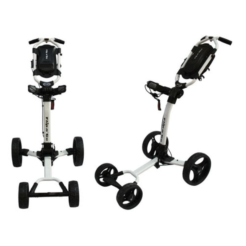 Axglo Flip n' Go 4 Wheel Push Cart (CANADA)
