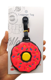 Donut Luggage Tags - BulkHunt - Wholesale Return Gifts Online