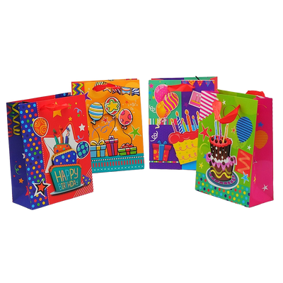 Happy Birthday Paper Bag - BulkHunt - Wholesale Return Gifts Online