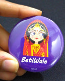 Ladkiwale Bridge Brooch Badge - BulkHunt - Wholesale Return Gifts Online