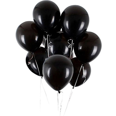 25 Metallic Black Party Balloon - BulkHunt - Wholesale Return Gifts Online