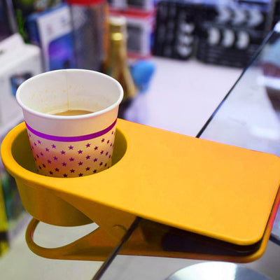 Cup Holder Clip for Tea and Coffee