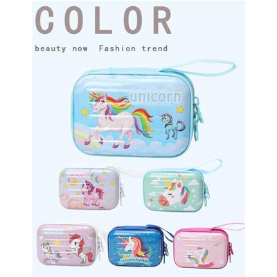 Unicorn Earphone Pouch - BulkHunt - Wholesale Return Gifts Online