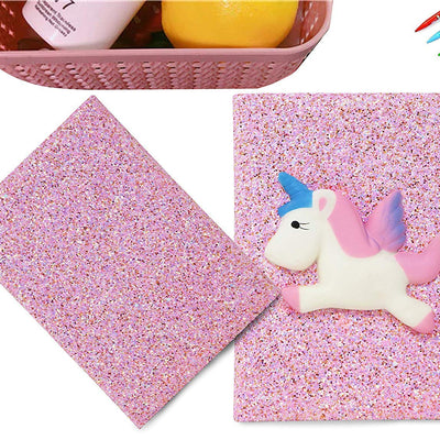 Squishy Glitter Diary Unicorn - BulkHunt - Wholesale Return Gifts Online