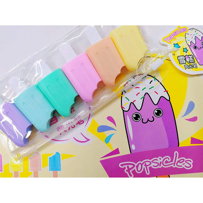 Ice Cream Highlighter Pens - BulkHunt - Wholesale Return Gifts Online