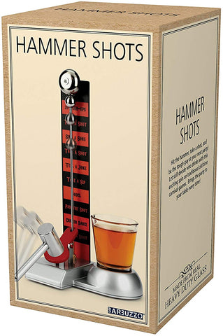 Hammer Shots Drinking Game - BulkHunt - Wholesale Return Gifts Online
