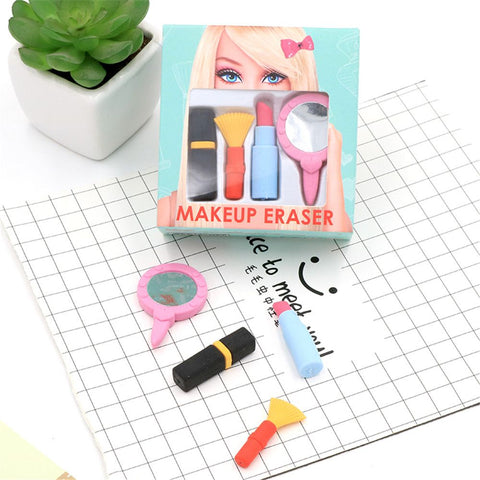 Makeup Erasers Set