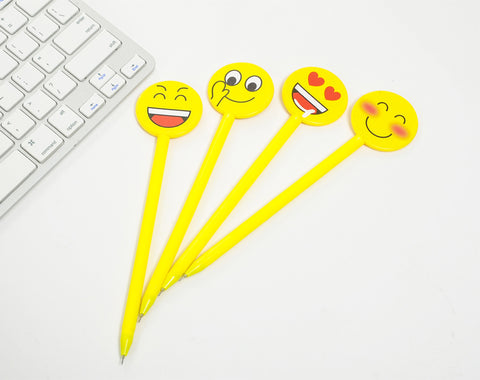 Emoticons Gel Pens - BulkHunt - Wholesale Return Gifts Online