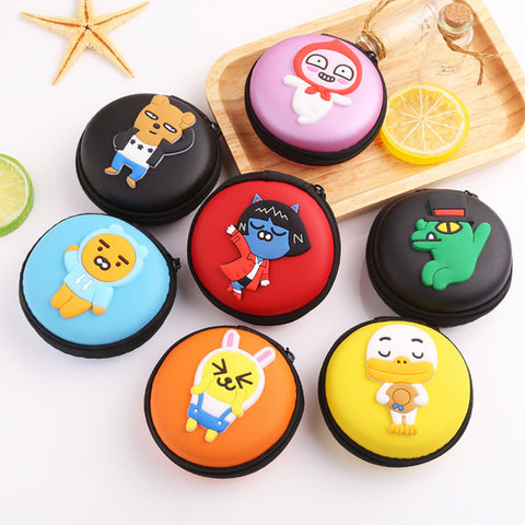Rubber Earphone Coin Pouches - BulkHunt - Wholesale Return Gifts Online