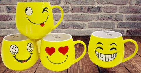 Emoji Coffee Mug