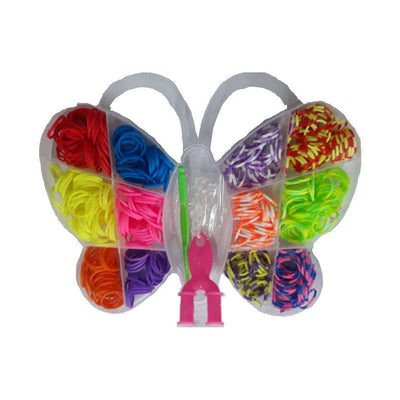 Butterfly Loom Bands - BulkHunt - Wholesale Return Gifts Online