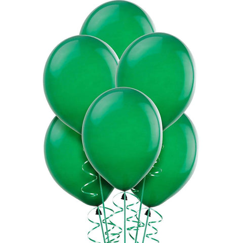 35 Regular Dark Green Balloons - BulkHunt - Wholesale Return Gifts Online