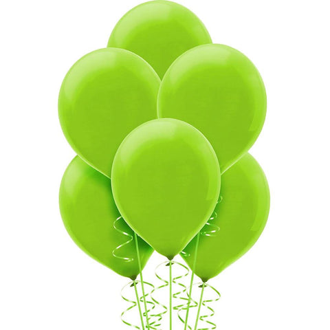 35 Regular Light Green Balloons - BulkHunt - Wholesale Return Gifts Online
