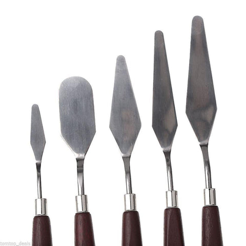 5 pcs Palette Knife Set - BulkHunt - Wholesale Return Gifts Online