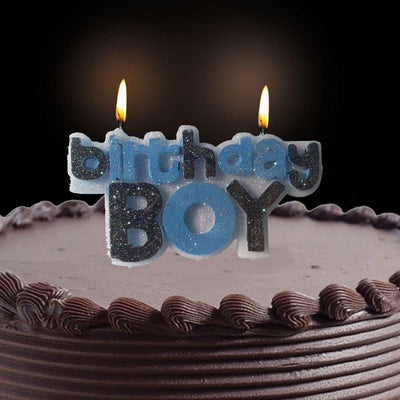 Birthday Boy Candles - BulkHunt - Wholesale Return Gifts Online