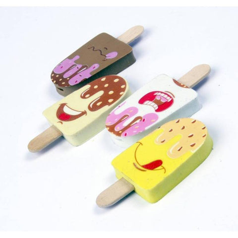 Cute Ice Cream Eraser - BulkHunt - Wholesale Return Gifts Online