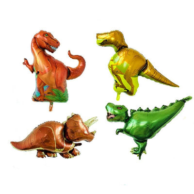 "Dinosaur Foil Balloon 14"" - BulkHunt - Wholesale Return Gifts Online"