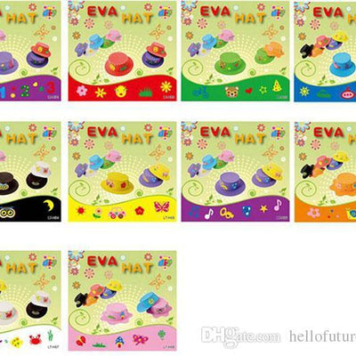 Eva Hat Making DIY Kit - BulkHunt - Wholesale Return Gifts Online