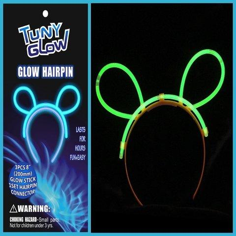Glow Hairpin - BulkHunt - Wholesale Return Gifts Online