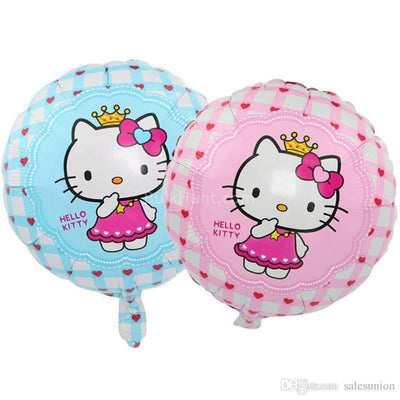 "Hello Kitty Foil Balloon 18"" - BulkHunt - Wholesale Return Gifts Online"