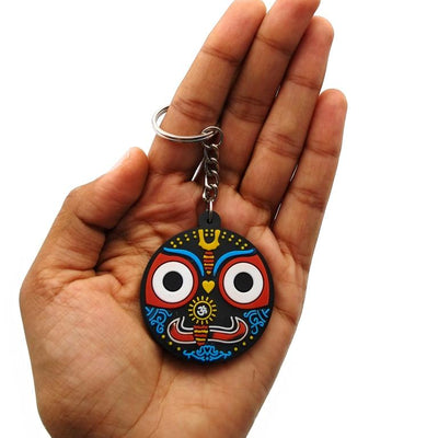 Lord Jagannath Keychain - BulkHunt - Wholesale Return Gifts Online
