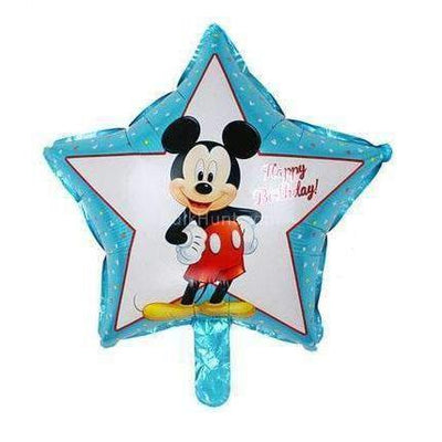 "Mickey Foil Balloon 18"" - BulkHunt - Wholesale Return Gifts Online"