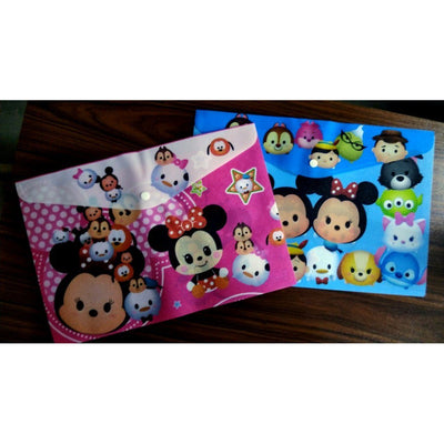 Mickey Minnie Button File Folder - BulkHunt - Wholesale Return Gifts Online