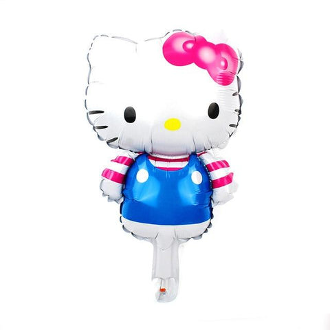 "Mini Hello Kitty Foil Balloon 14"" - BulkHunt - Wholesale Return Gifts Online"